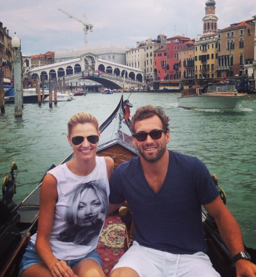 Erin Andrews and Boyfriend