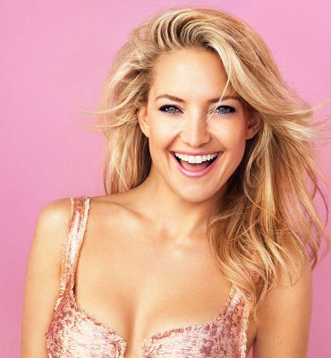 Kate Hudson works hard to get in shape, says looking good takes serious effort