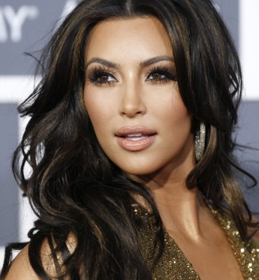 Kim Kardashian says God is responsible for her weight gain