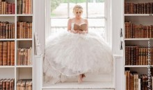 Kelly Clarkson Wears Princess-Like Wedding Gown