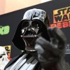 Darth Vader during at the Disney XD's 'Star Wars Rebels' Season 2 finale event at Walt Disney Studios on March 28, 2016 in Burbank, California.