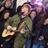 Ed Sheeran Performs On NBC's 'Today'
