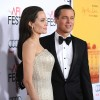 Brad Pitt and Angelina Jolie at AFI FEST 2015