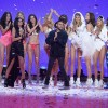 Selena Gomez and the Weeknd at the 2015 Victoria's Secret Fashion Show - Runway