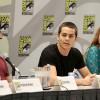 Tyler Posey, Dylan O'Brien and Holland Roden of