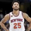 NBA star Derrick Rose suffers another knee injury
