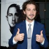Shia LaBeouf attends the premiere 'Man Down' at ArcLight Hollywood on Nov. 30, 2016 in Hollywood, California.