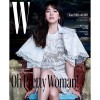 Song Hye Kyo as the cover of the latest edition of W Magazine Korea.