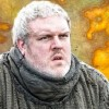 Actor Kristian Nairn as Hodor in