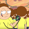 Evil Morty reveal