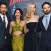 Jon Bernthal, Elodie Yung, Deborah Ann Woll, and Charlie Cox Of 'Daredevil'