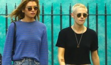 Kristen Stewart And Stella Maxwell In New Orleans