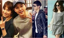 Are Song Joong Ki and Song Hye-Kyo dating?