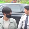 Lee min ho now arrived Gangnan district to start his First day enlistment