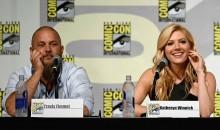 Travis Fimmel and Katheryn Winnick