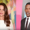 Katie Holmes Flies to Paris to Meet Jamie Foxx | E! News