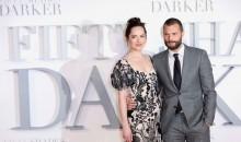 Dakota Johnson and Jamie Dornan