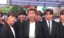 [170521] BTS Billboard Music Awards Red Carpet