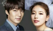 Lee Min Ho and Bae Suzy