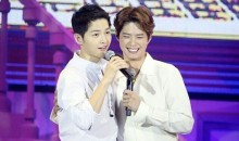 Song Joong Ki and Park Bo Gum