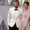 Jamie Dornan and Amelia Warner at Oscars 2017 Red Carpet
