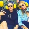 Kristen Stewart and Stella Maxwell