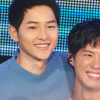 Song Joong Ki reveals the meaning behind his tears in Park Bo Gum's Taiwan fanmeeting