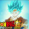 Goku's Super Saiyan Blue in