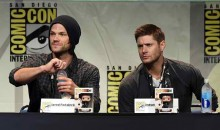 Jared Padalecki and Jensen Ackles of 'Supernatural'