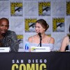 Mehcad Brooks, Melissa Benoist and Chyler Leigh of