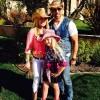 Tamra Barney and family