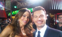 Sofia Vergara and Ryan Seacrest