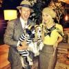 Ryan Seacrest and Julianne Hough