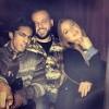 Lindsay Lohan, Rajiv Surendra, and Daniel Franzese