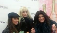 Amber Marchese, Victoria Gotti and Teresa Giudice