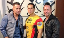 Mike Sorrentino and his brothers