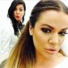 Kourtney and Khloe Kardashian