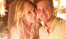 Adrienne Maloof and Jacob Busch