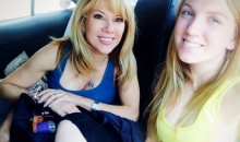 Ramona Singer and Avery