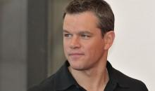 Matt Damon is not in