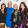 Kyle Richards, Yolanda Foster, Kim Richards and Lisa Vanderpump
