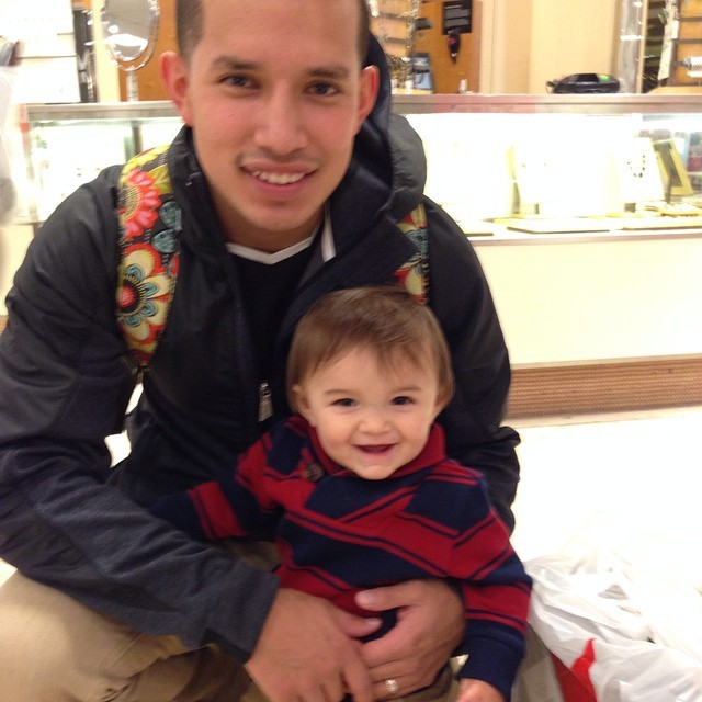 Javi Marroquin and Lincoln