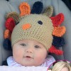 Kelly Clarkson snaps a very cute picture of Daughter River as a cute turkey!