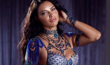 Adriana Lima Shows off Her Toned Bod at the 2014 Victoria's Secret Fashion Show