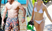 Chris Pratt and Anna Faris Insanely Gorgeous Bods Shows off in Hawaii with their son, Jack