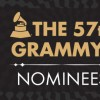 Grammy Nominations Are Out for a February 8 Awards Night!