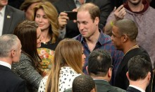 Kate Middleton and Prince William Meets with the President, Hilary Clinton, Jay-Z and Beyonce in New York