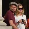 Leonardo DiCaprio Splits Off with Model Girlfriend Toni Garrn