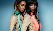 Jourdan Dunn & Naomi Campbell in 2015 Burberry Campaign