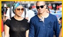 Jennifer Lopez and boyfriend, Casper Smart